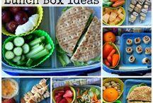 lunch ideas / by Tennille Winterstein
