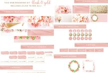 website branding kits