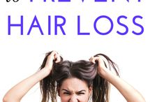 Hair / To stop falling. Hair