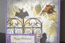 October Monthly Craft Challenge - Halloween 2012