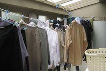洗濯&収納