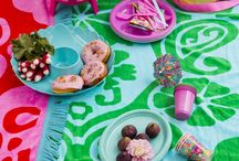 Picnics and outside dining