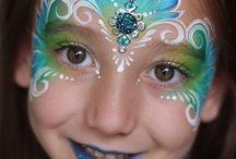 maquillaje princesas