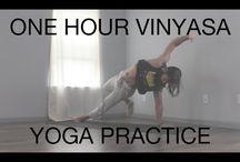 Vanyassa yoga routine