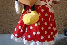 Minnie Dress for Abigail / by Ruth Topless