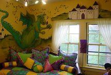 Fairytale bedroom ideas