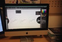 Behind the scenes / See what's going on in our design studios and production hubs