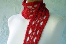 Crochet Scarves / by Nikki Betz