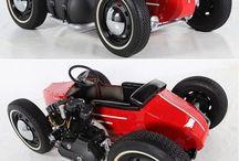 Motorized Sidecar