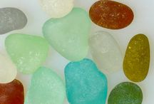 BEACH SEA GLASS