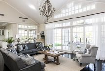 hampton living area