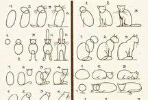 Drawing Animals: Felines