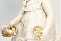 Vintage and Modern Dolls / I LOVE DOLLS! / by Rosina Sumerall