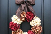 Wreaths / by Claire Sharp