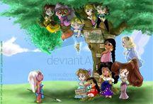 For the love of Disney /       I love Disney / by mia mcfadden