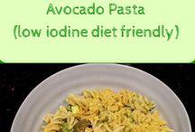 Gluten Free / Low iodine