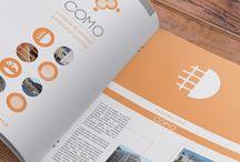 marketing graphic design / Progetti grafici per siti web, campagne promozionali di punti vendita o materiale cartaceo