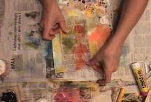 Journal art vids