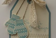 gift tags/gift card holders / by Heather B