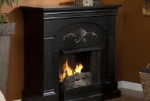 Holly & Martin™ Salerno Gel FireplaceBlack