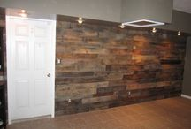 Pallet wall ideas for our room