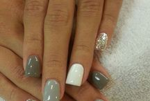 Nails ♡ Makeup ♡ Hairstyle