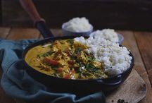 Spinat Curry