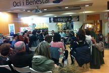 Club de lectura 'Tu último beso' de José de la Rosa / El sábado 20 de febrero tuvo lugar en la Casa del Libro de Barcelona el Club de lectura de 'Tu último beso' de José de la Rosa.