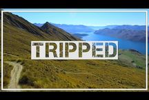 TRIPPED Travel Vlog YouTube Series