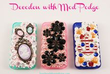 Decoden / Decoden craft items to inspire you to embellish!
