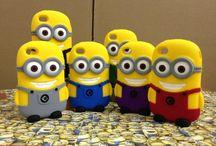 Minions!!!!!!!!! / Es amarillo