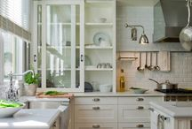 Kitchens / by Donna Dickson Moore