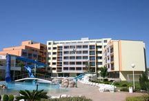 Sunny Beach Development 1 - Bulgaria - Sales Neil O Reilly / The project consists of 125 apartment and 7 commercial units. The development is located in the heart of Sunny Beach, Bulgaria's No.1 tourist destination. NeilO Reilly from Platinum Investments and Developments Ltd. headed up the sales for this development. The development was successfully completed in August 2006. Sunny beach is very popular with tourists and the daily mail UK voted Sunny Beach as Europe's most affordably tourist destination.