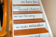 Stairs / by Buffy Andrews