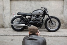Motorcycles / by The Art of Adult .com