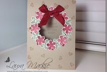 Stampin up Petite Petals / A board for ideas for Petite Petals from Stampin up