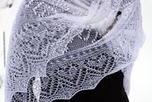 Estonian lace | Haapsalu shawls