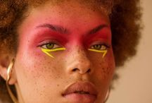 face paint photography