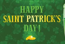 Saint Patrick's Day / Saint Patrick's Day Facebook Covers