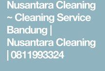 Jasa Cleaning Service di Bandung