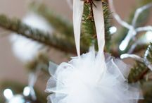 Christmas decorations / ideas for Christmas and winter decorations