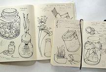 Sketchbook / by c evanson