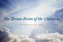 The Throne Room of the Universe
