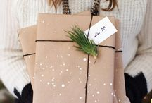 Inspiration wrapping