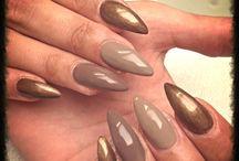 nagels art herfst