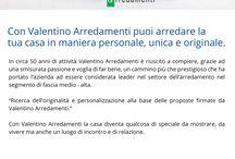 """DESIGN / """"Ricerca dell'originalità e personalizzazione alla base delle proposte firmate da Valentino Arredamenti.""""  www.arredamentivalentino.it"""