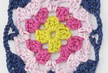 Crochet (granny squares)