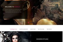 10 Best Hair Salon WordPress Themes / A List of the best Hair Salon WordPress themes for 2015, hair dressers, Barber, barber shops, beauty salons easy to setup and use with a few clicks. Read more: https://www.designmaz.net/hair-salon-wordpress-themes/