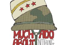 Much Ado About Nothing / by William Shakespeare Directed by Stephen Svoboda