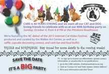 events / by Chatham Animal Rescue & Education